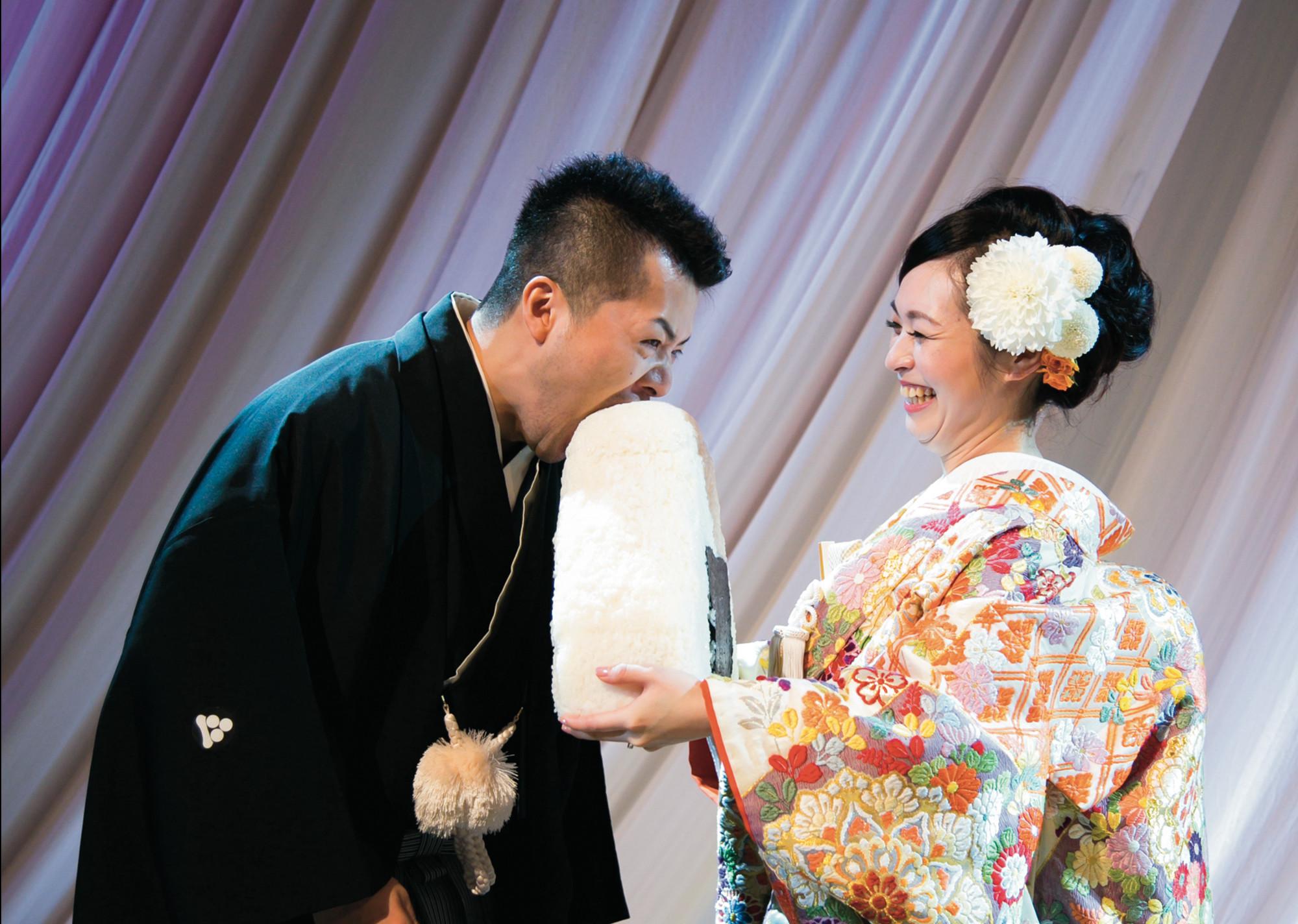 渡邊 啓介さん・理沙さん(旧姓 中西) 金沢と秋田を結ぶ 「おむすびバイト」