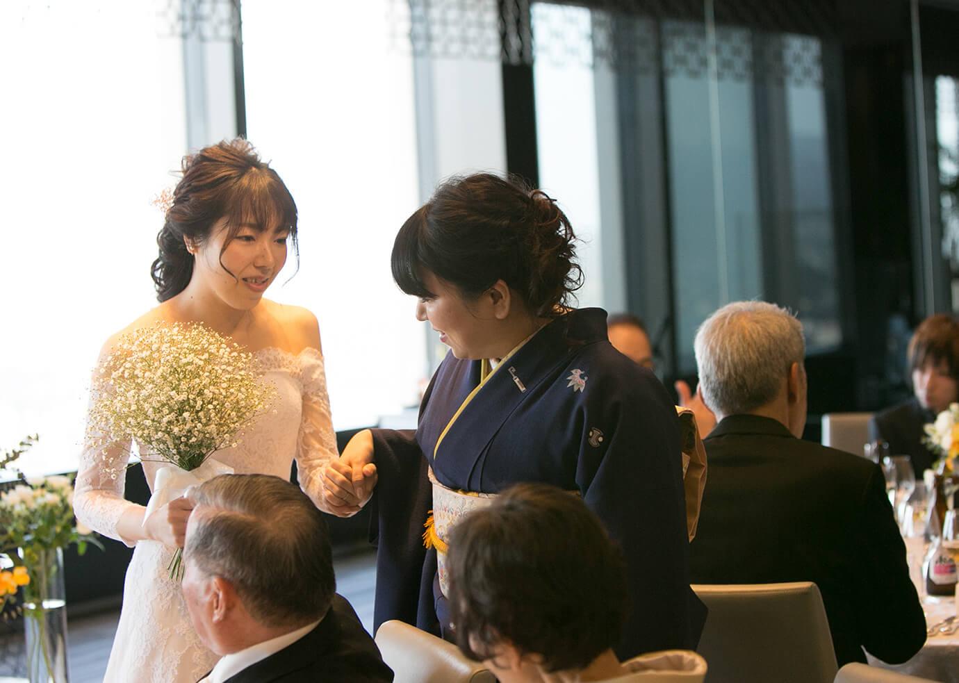 将樹さん・麻依子さん 家族のぬくもり 感謝を伝える時間